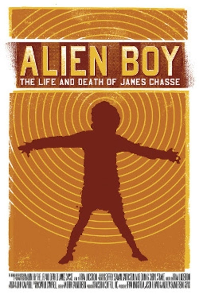 Alien Boy: The Life and Death of James Chasse movie poster
