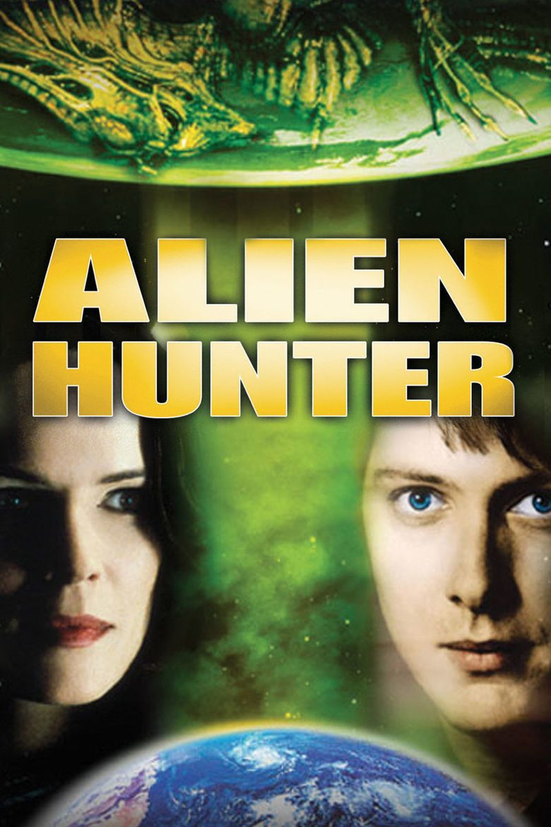 Alien Hunter movie poster