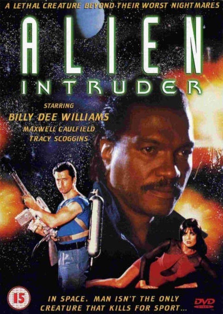 Alien Intruder movie poster