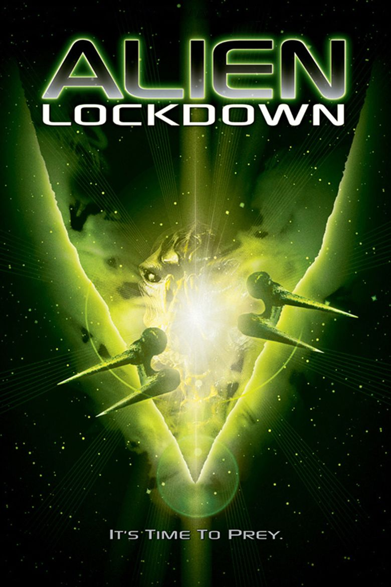 Alien Lockdown movie poster