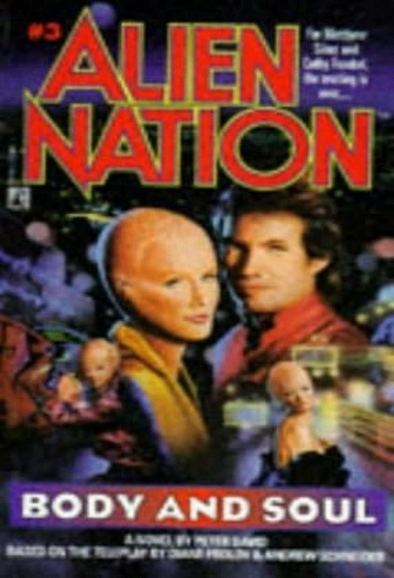 Alien Nation: Body and Soul movie poster