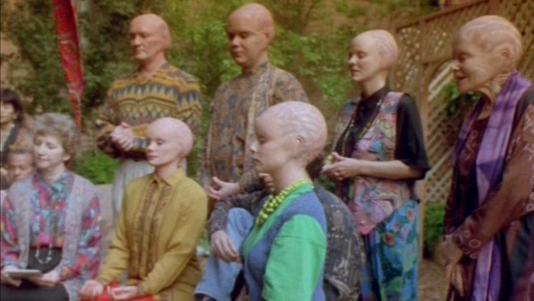 Alien Nation: Millennium movie scenes