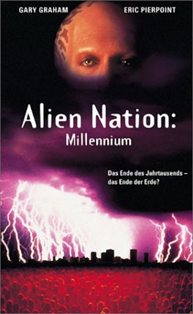 Alien Nation: Millennium movie poster