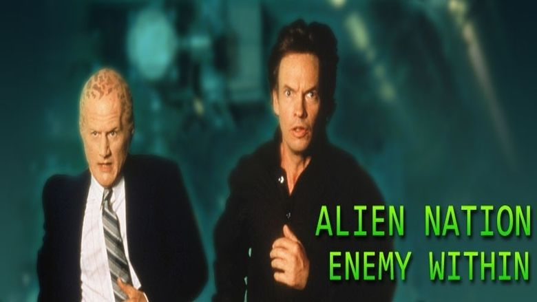 Alien Nation: The Enemy Within movie scenes