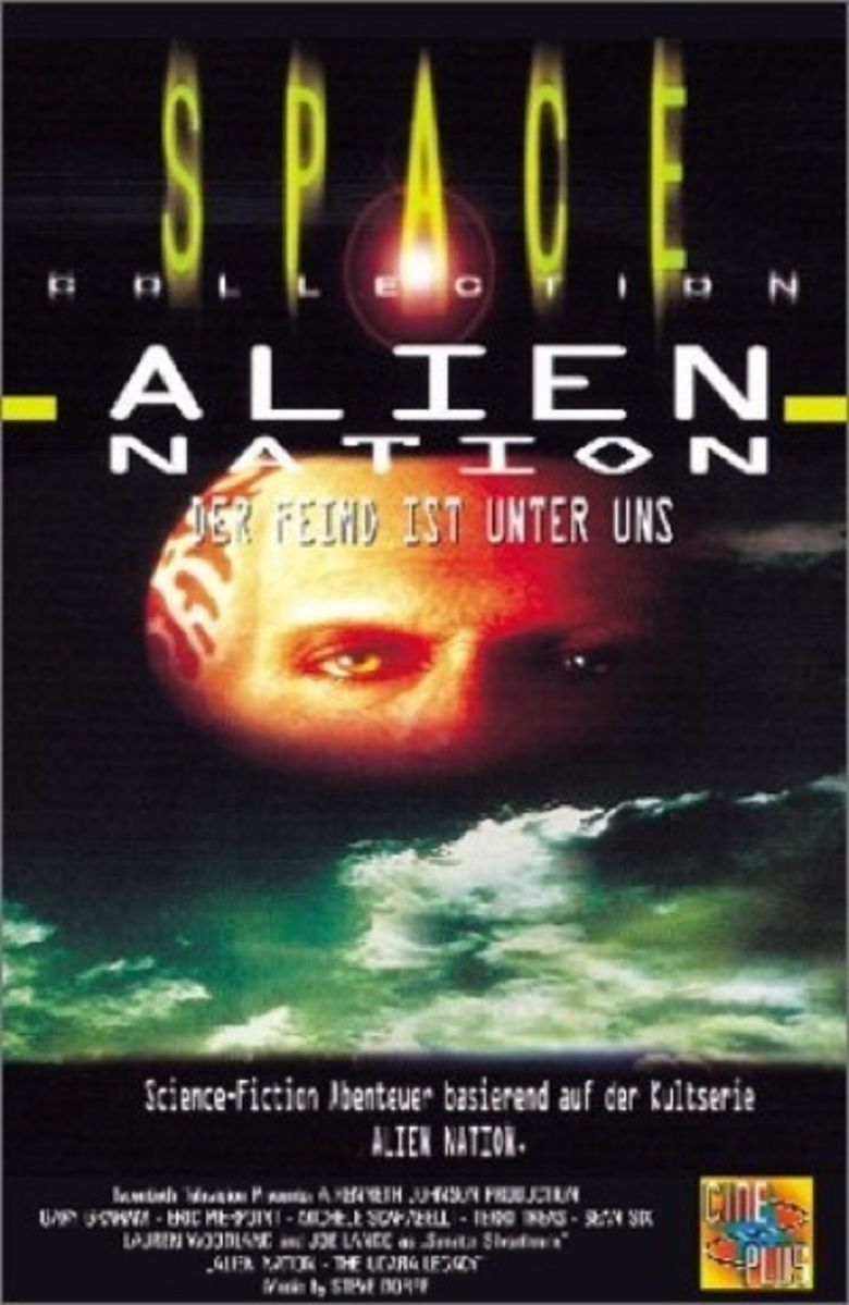 Alien Nation: The Enemy Within movie poster