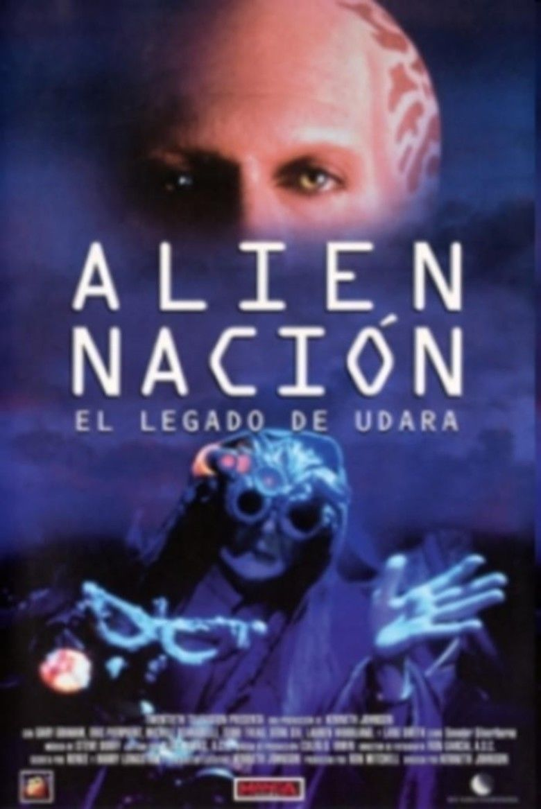 Alien Nation: The Udara Legacy movie poster