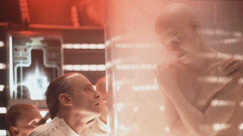 Alien: Resurrection movie scenes