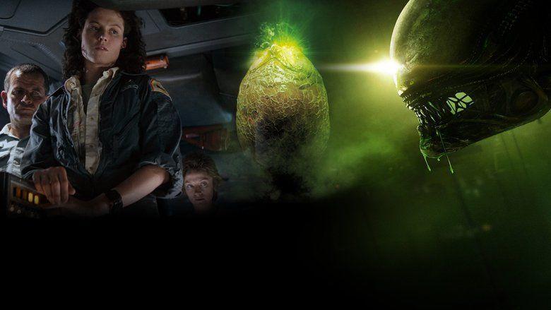 Alien (film) movie scenes