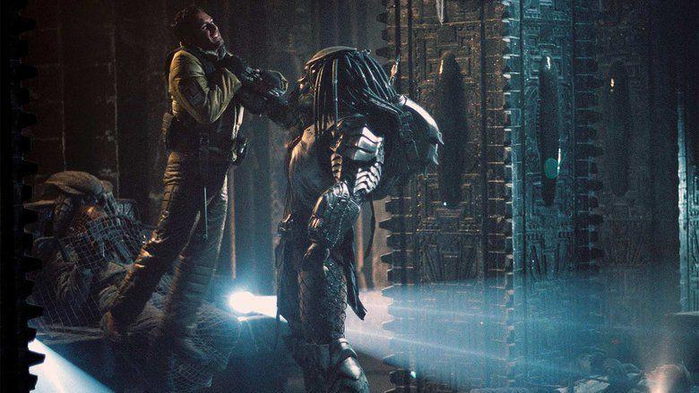 Alien vs Predator (film) movie scenes