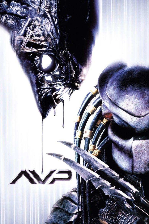 Alien vs Predator (film) movie poster