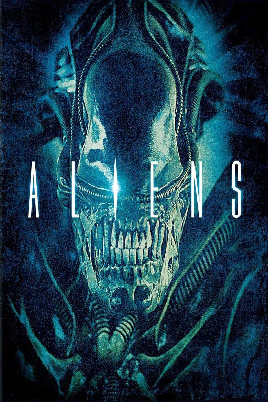 Aliens (film) movie poster