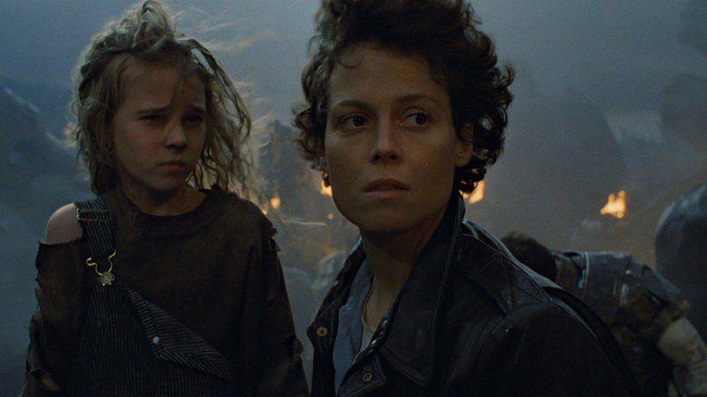 Aliens (film) movie scenes