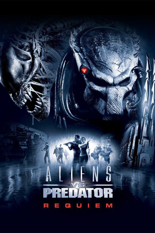 Aliens vs Predator: Requiem movie poster