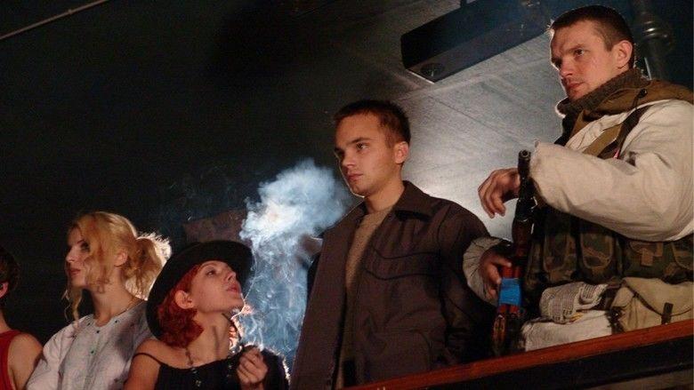 Alive (2006 film) movie scenes