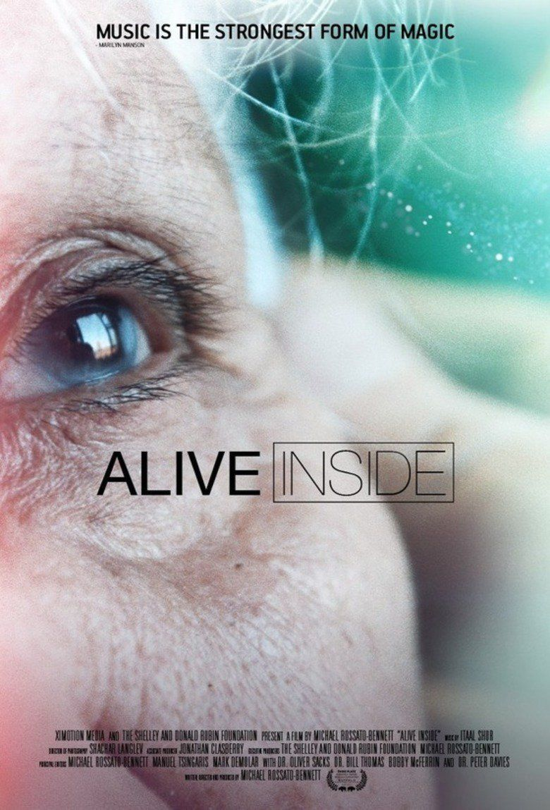 Alive Inside: A Story of Music and Memory movie poster