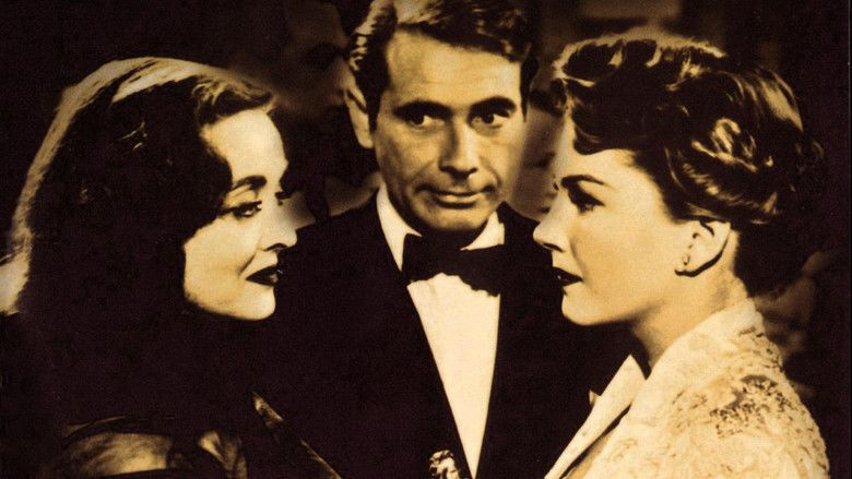 All About Eve movie scenes