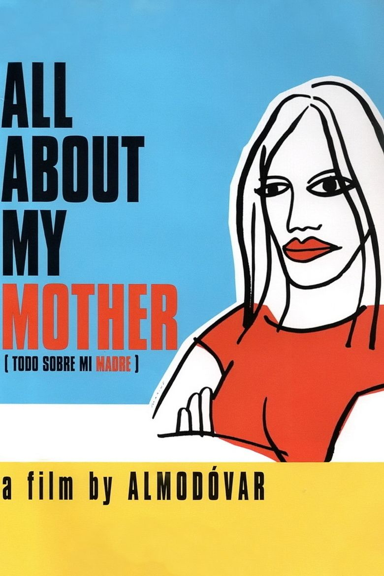 All About My Mother movie poster