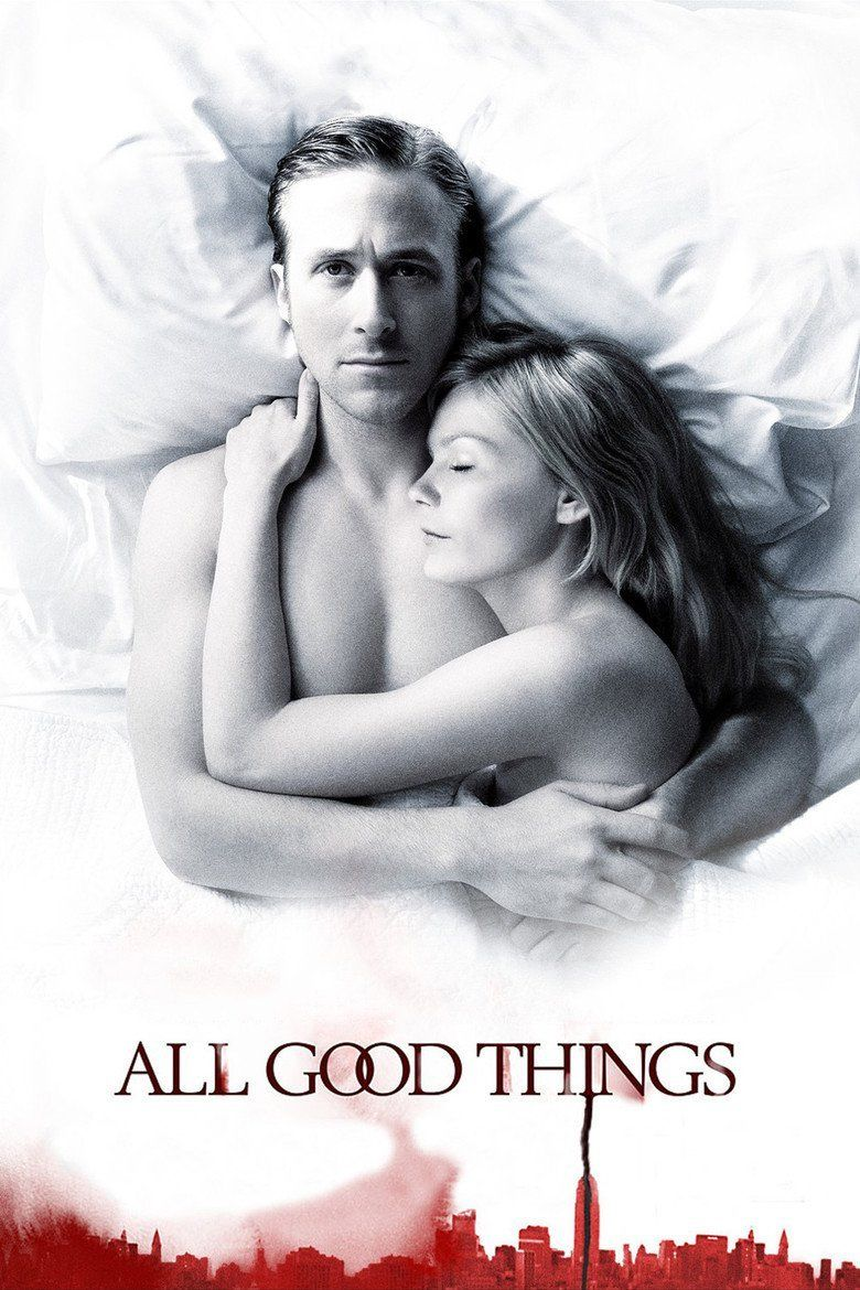 All Good Things (film) movie poster