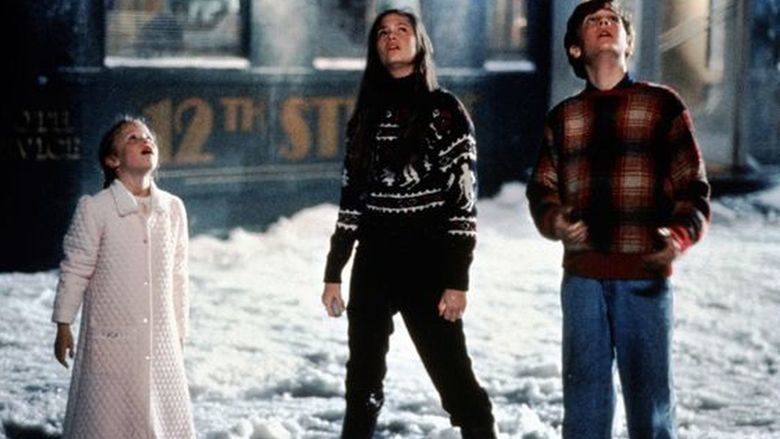 All I Want for Christmas (film) movie scenes