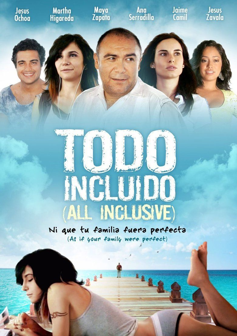 All Inclusive (2008 film) movie poster