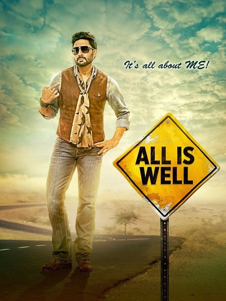 All Is Well (film) movie poster
