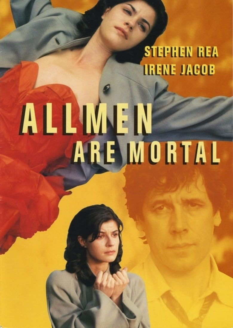 All Men Are Mortal (film) movie poster