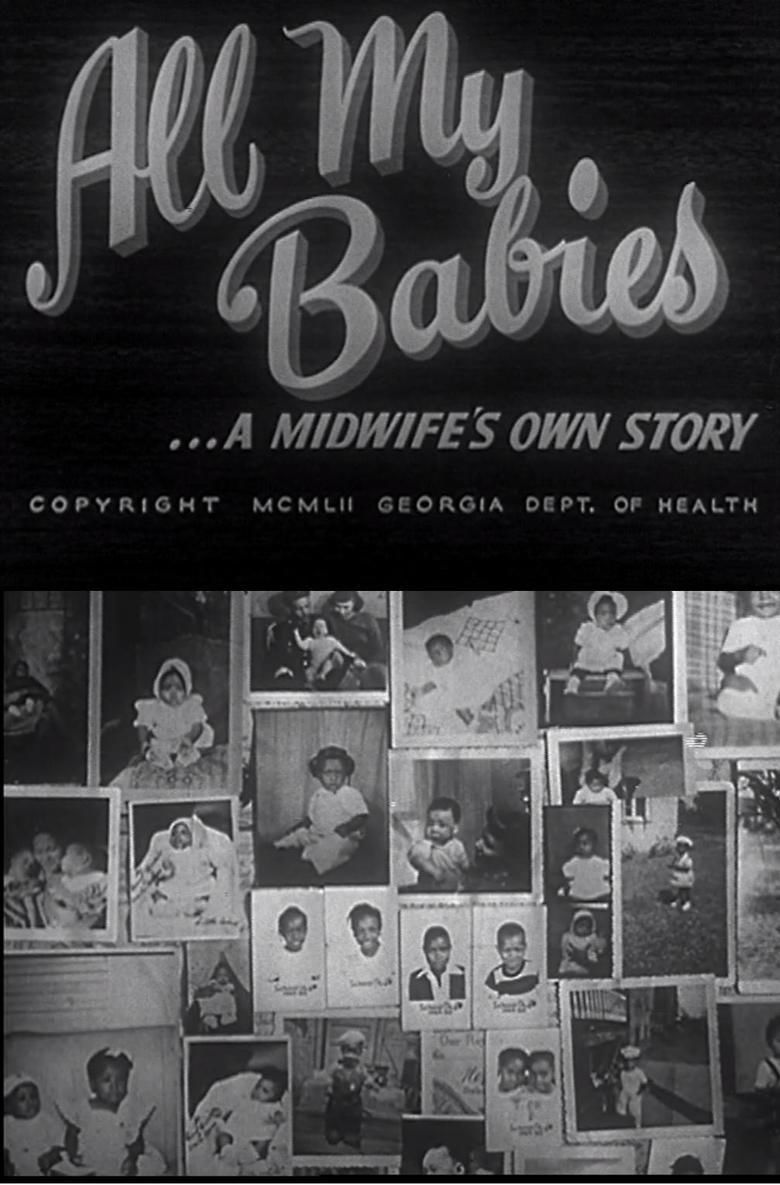 All My Babies movie poster