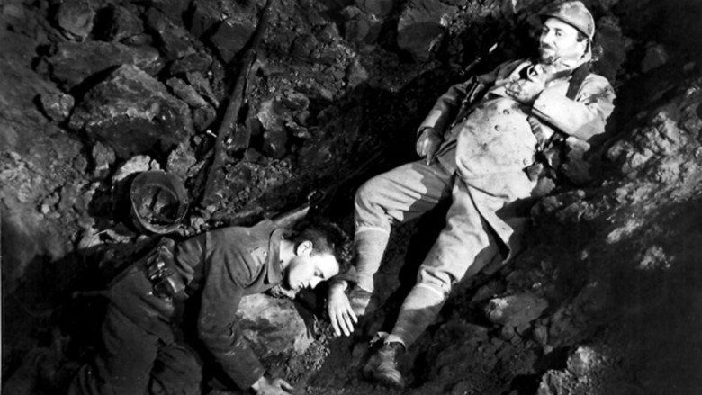 All Quiet on the Western Front (1930 film) movie scenes