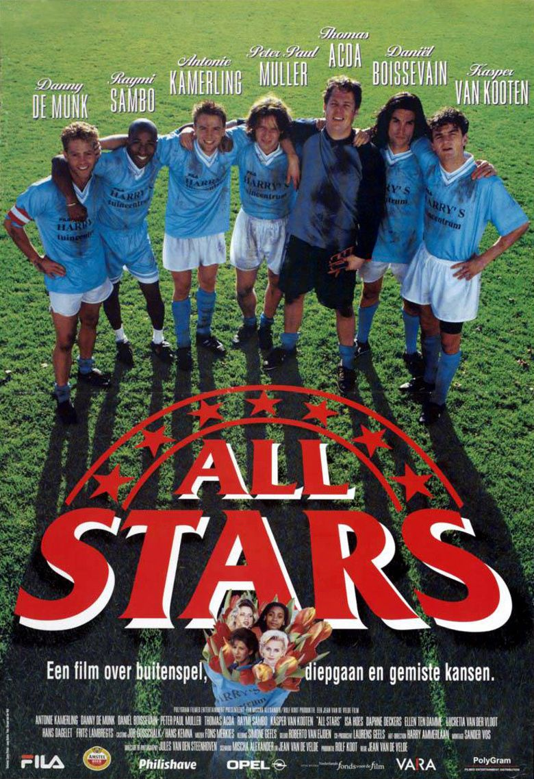 All Stars (1997 film) movie poster