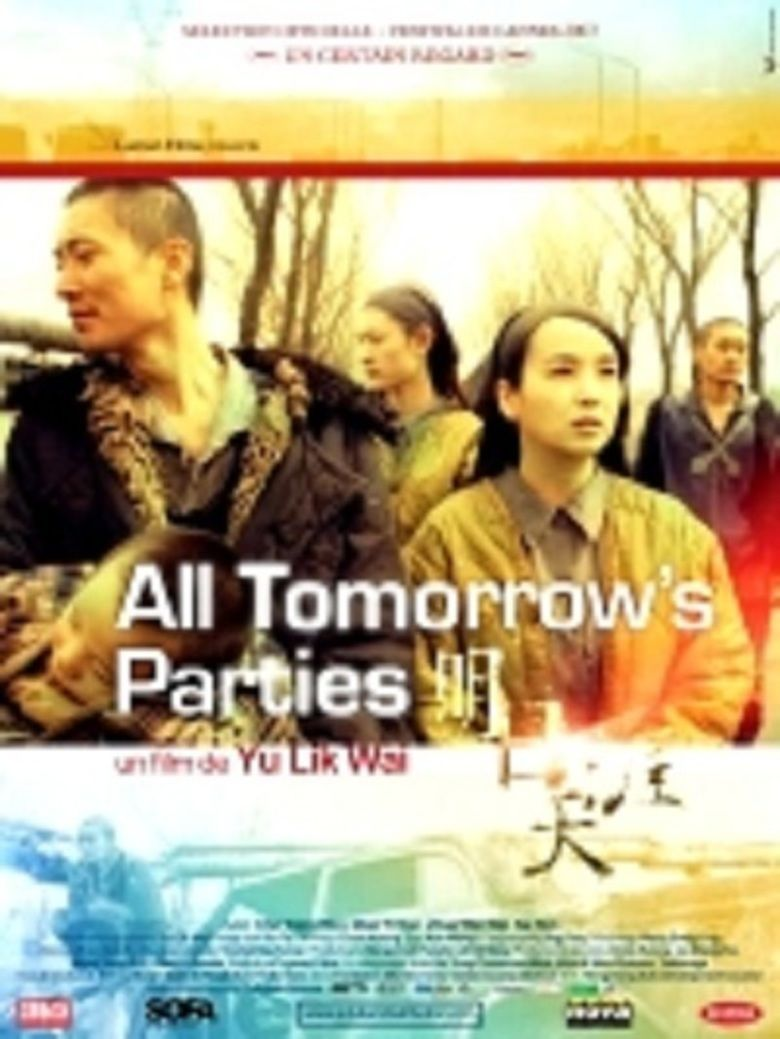 All Tomorrows Parties (2003 film) movie poster