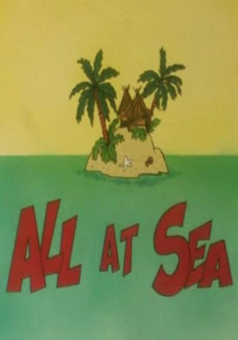 All at Sea (1977 film) movie poster
