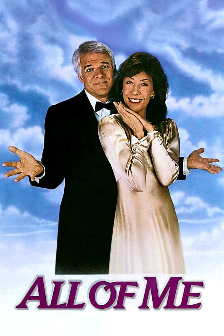 All of Me (1984 film) movie poster