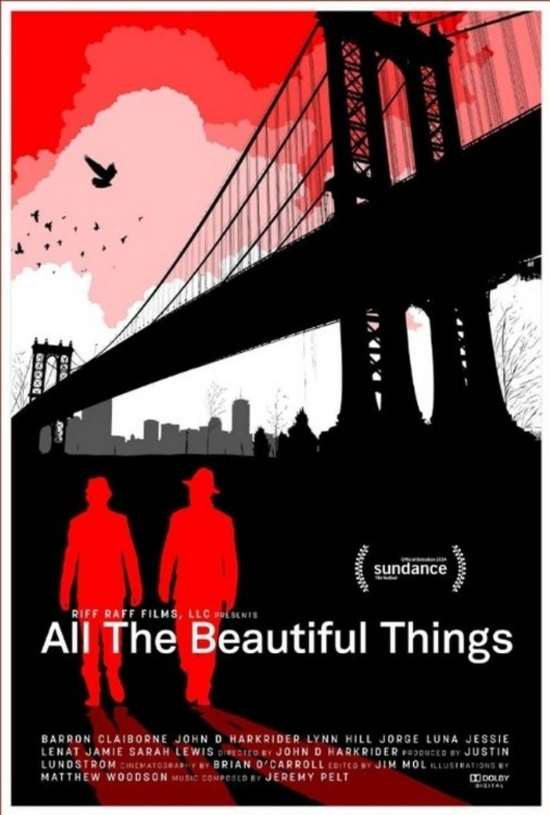 All the Beautiful Things movie poster