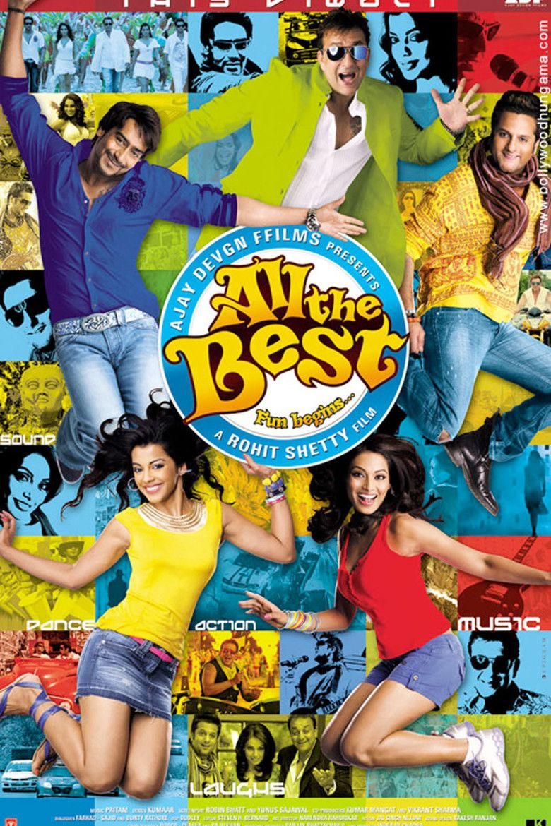 All the Best: Fun Begins movie poster