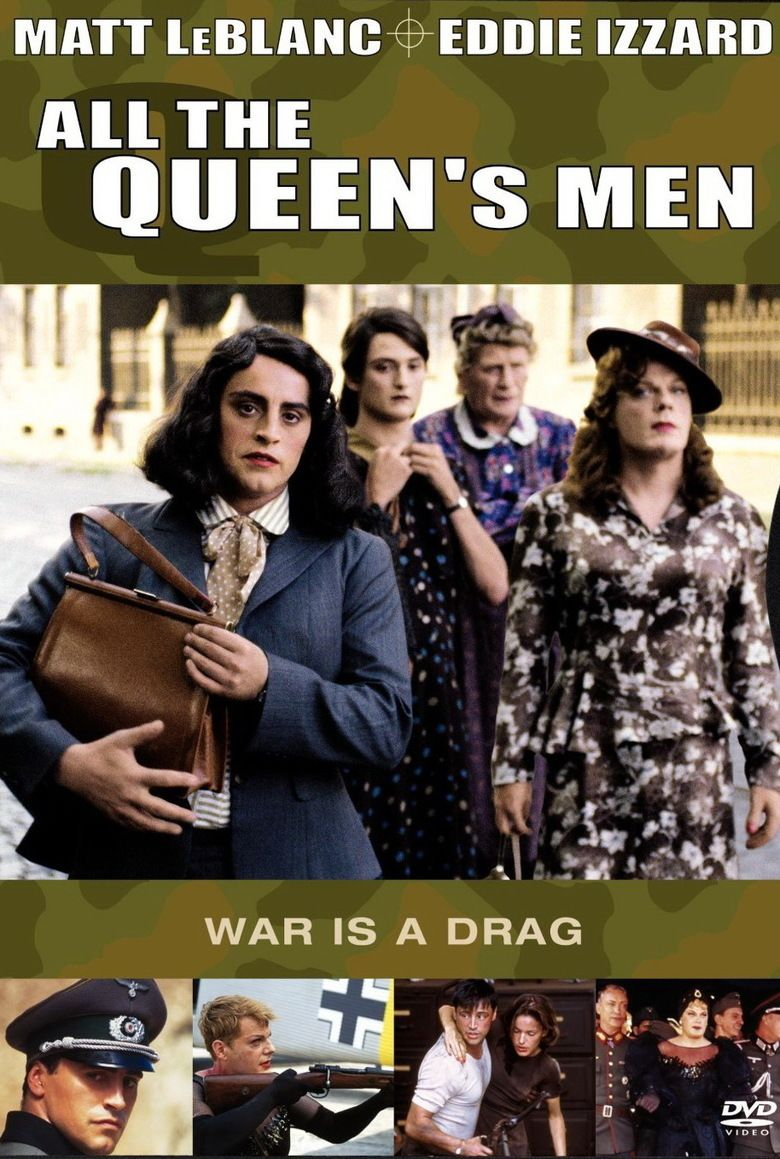 All the Queens Men movie poster