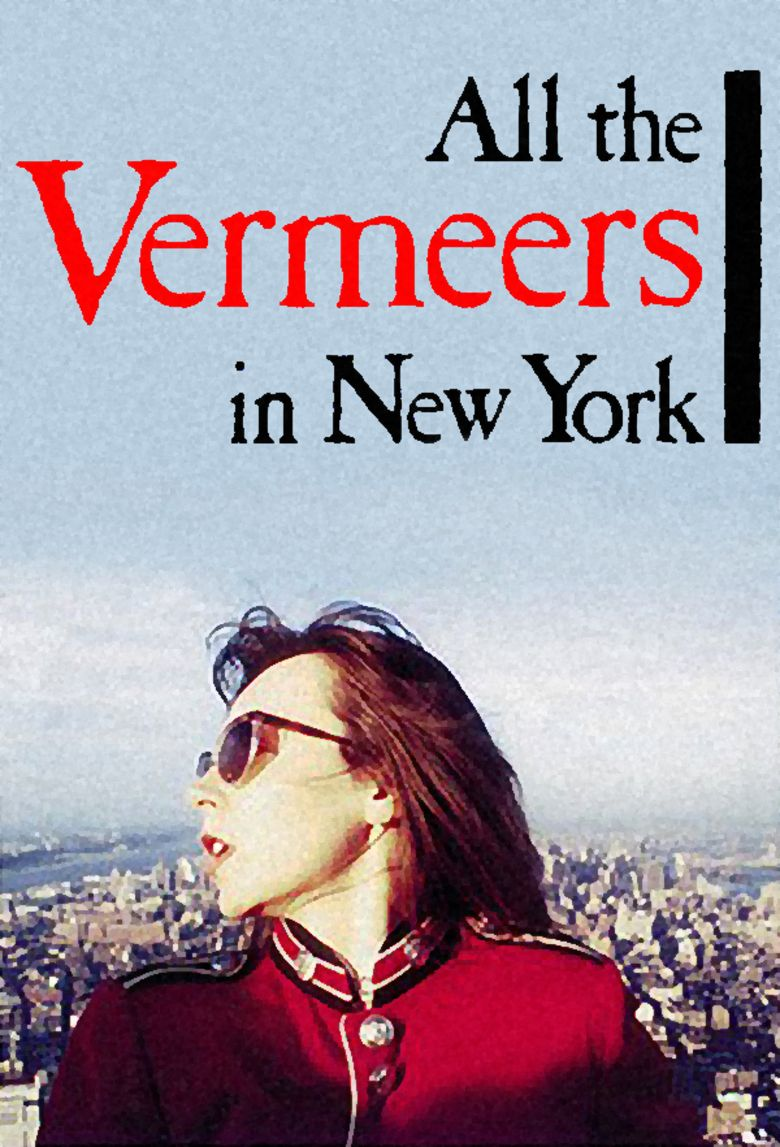 All the Vermeers in New York movie poster