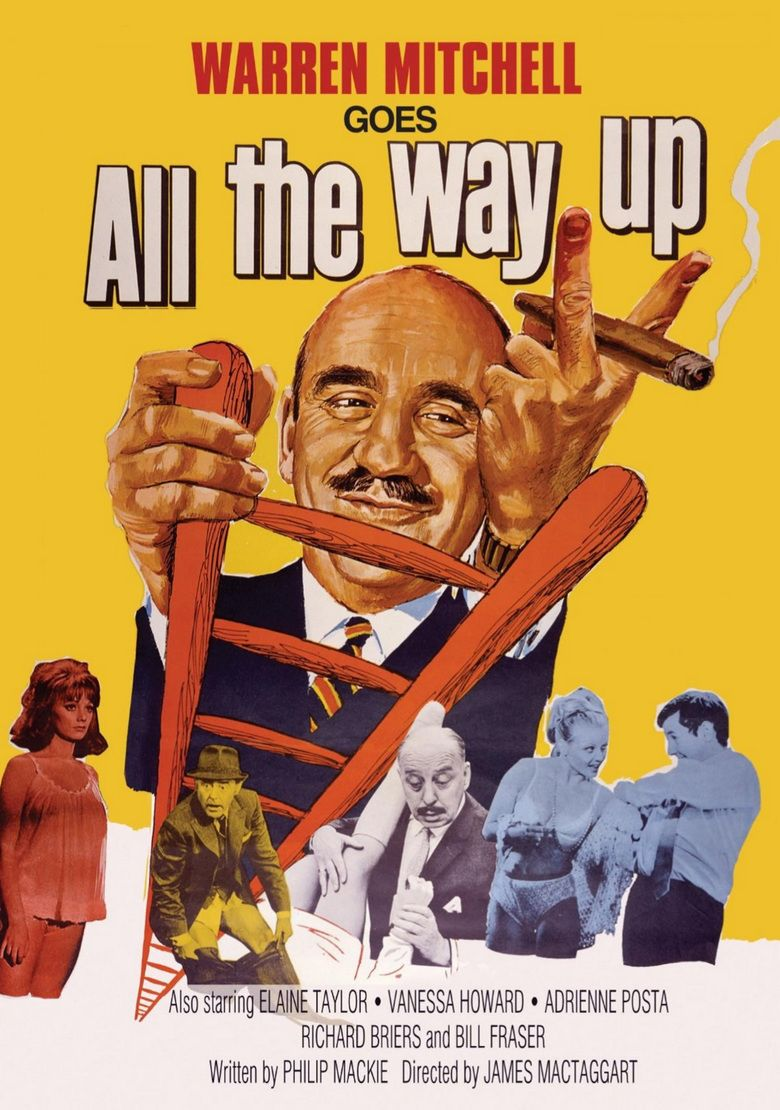 All the Way Up movie poster