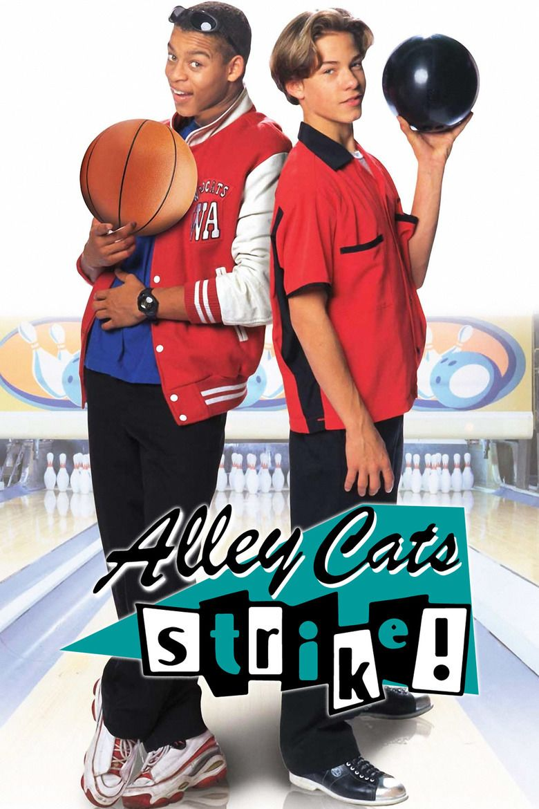 Alley Cats Strike movie poster