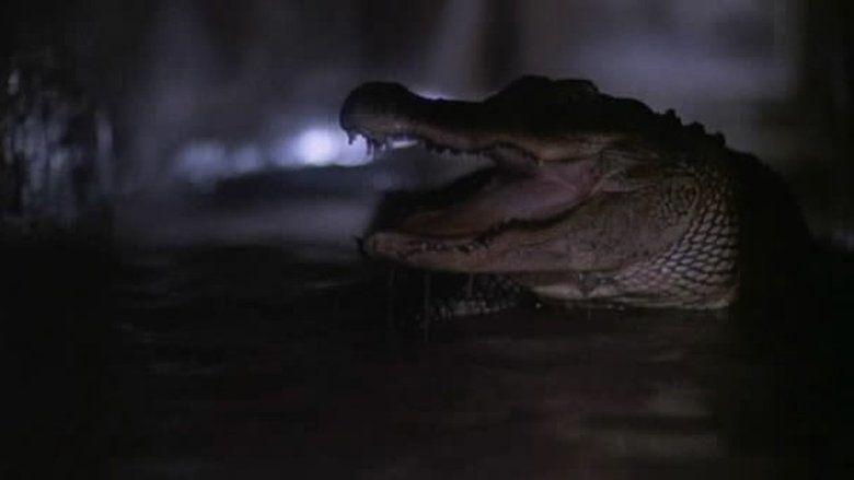 Alligator II: The Mutation movie scenes