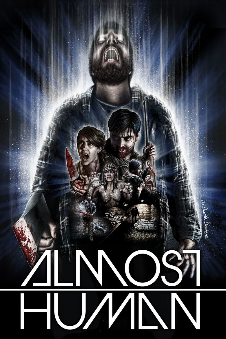 Almost Human (2013 film) movie poster