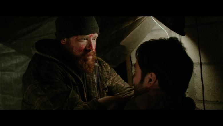 Almost Human (2013 film) movie scenes