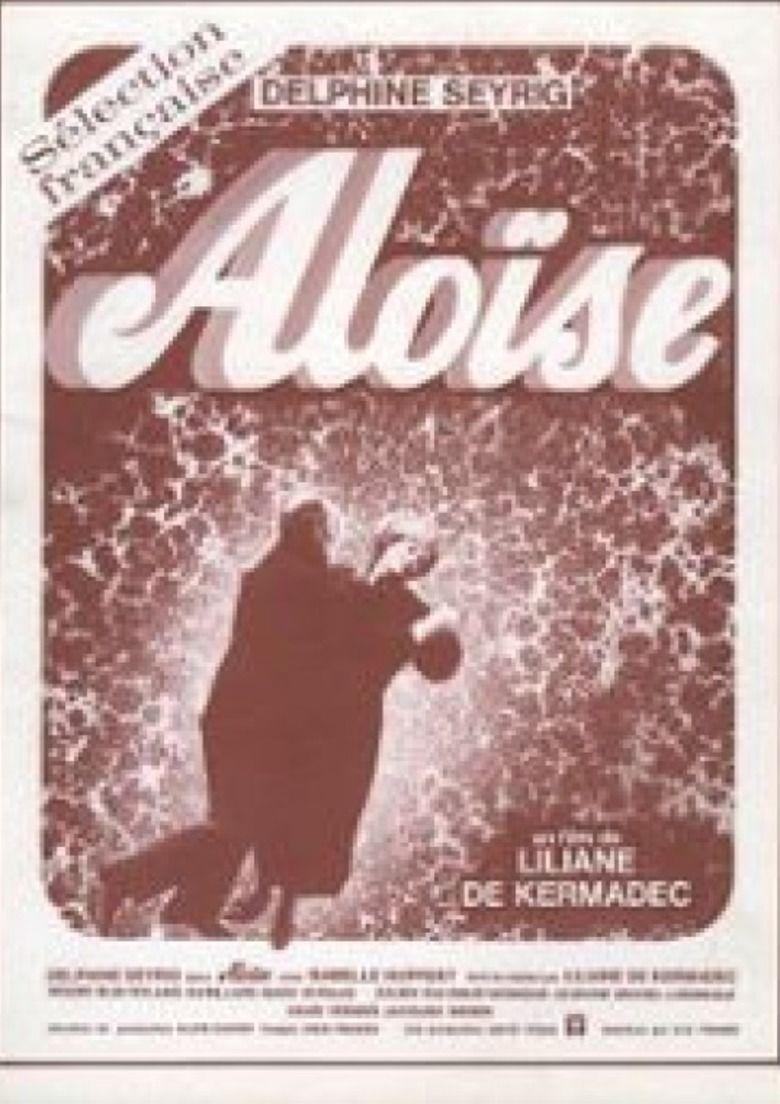 Aloise (film) movie poster