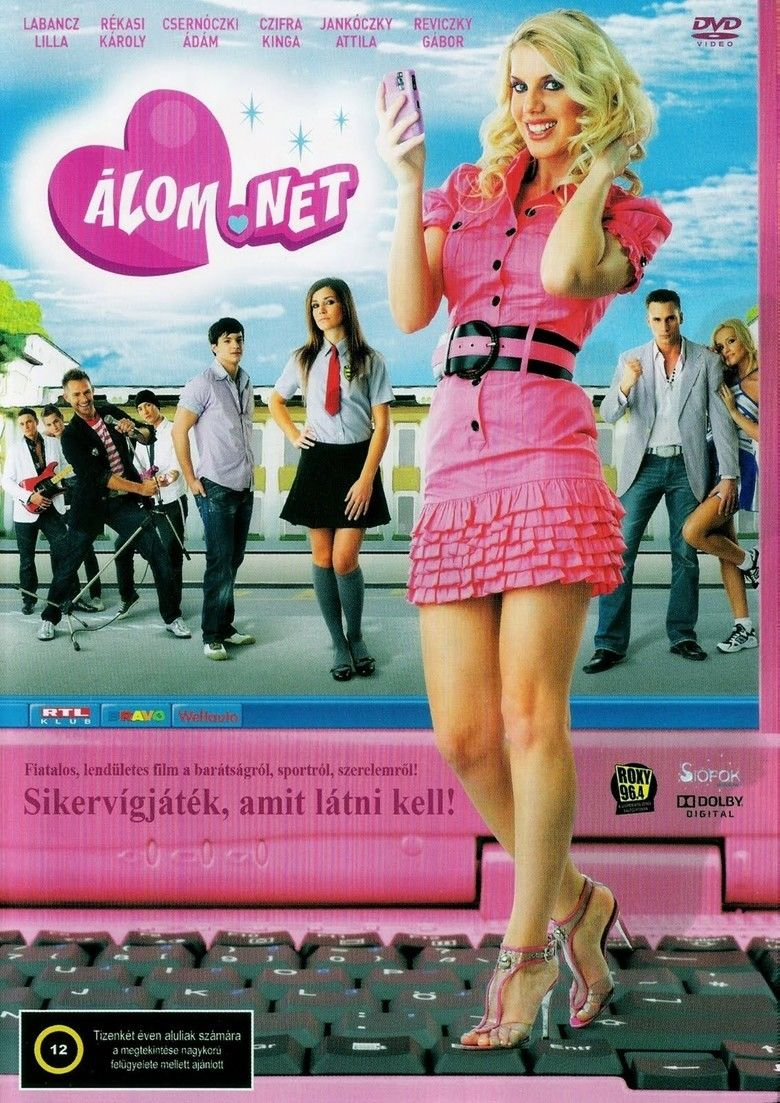 Alomnet movie poster