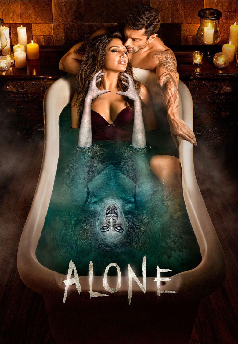 Alone (2015 film) movie poster