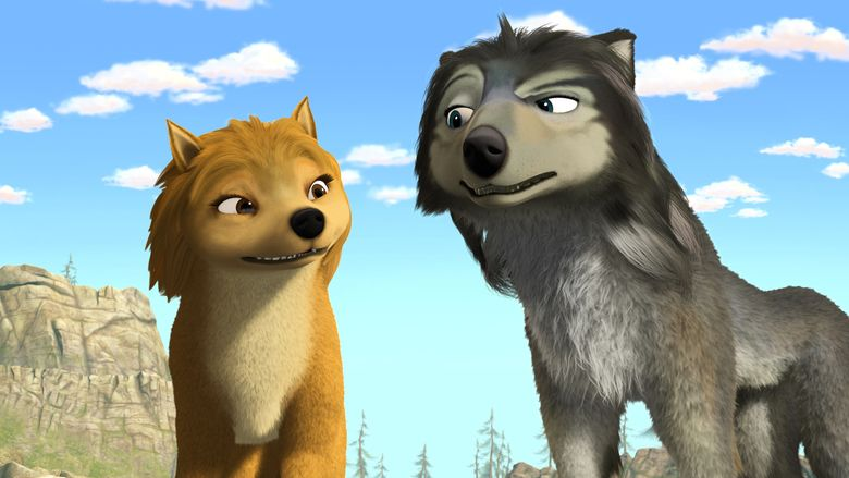 Alpha and Omega 2: A Howl iday Adventure movie scenes