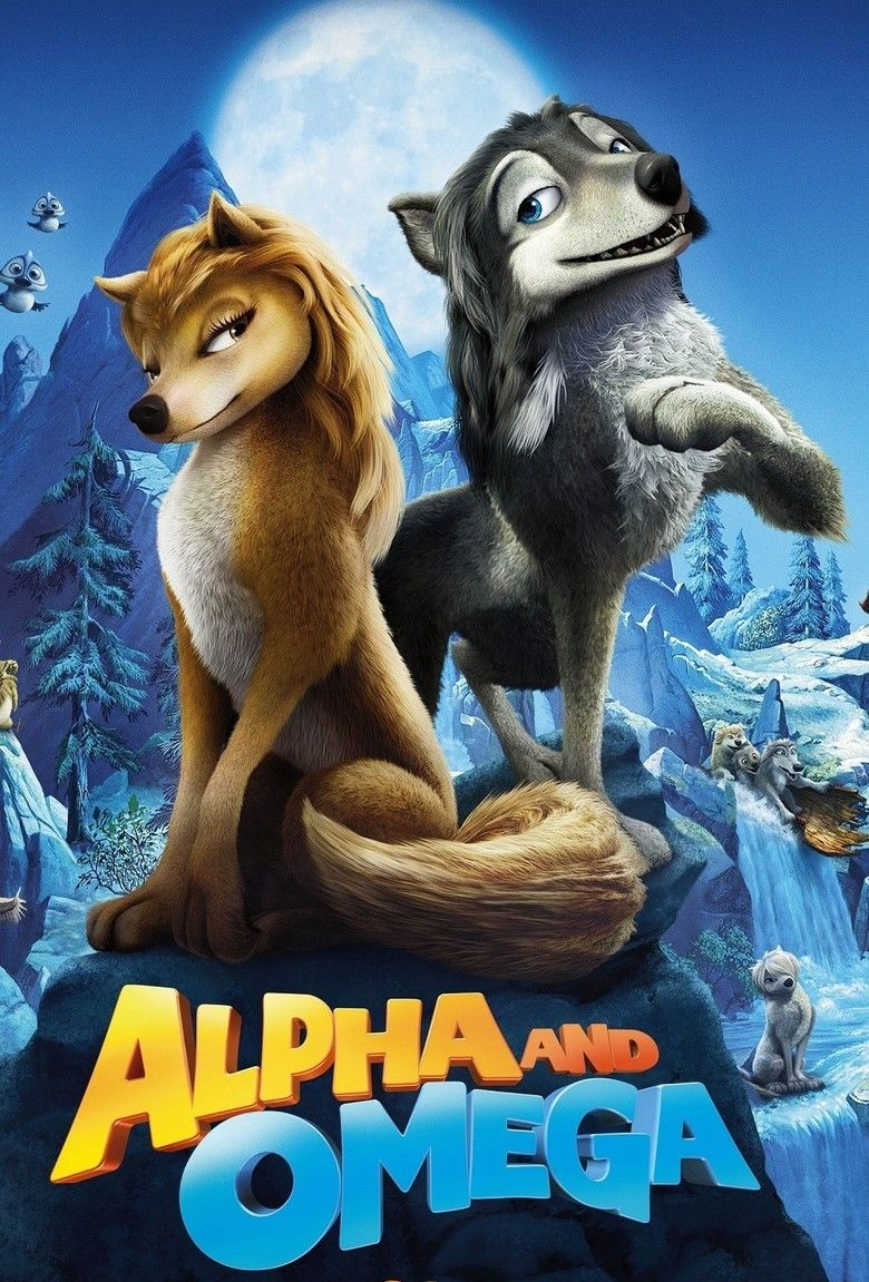 Alpha and Omega (film) movie poster