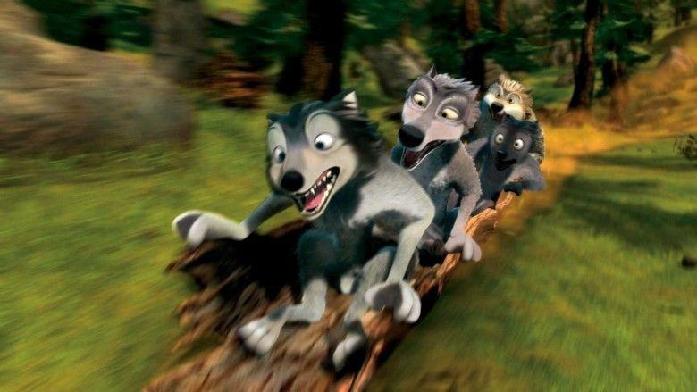Alpha and Omega (film) movie scenes