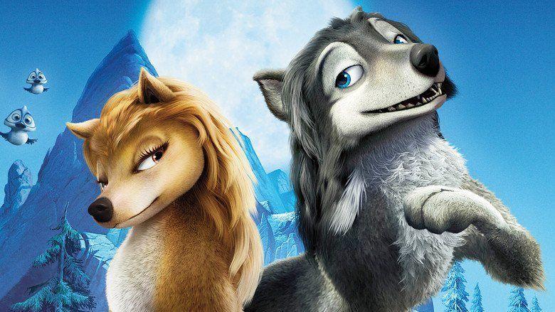 Alpha and Omega (film series) movie scenes