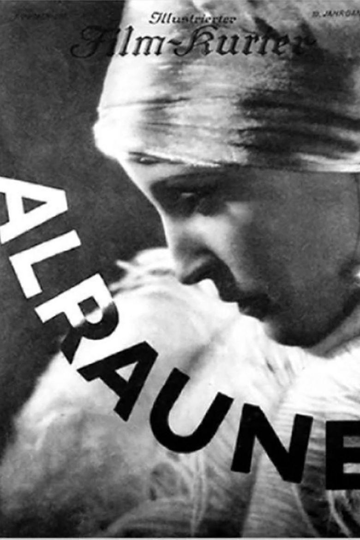 Alraune (1930 film) movie poster