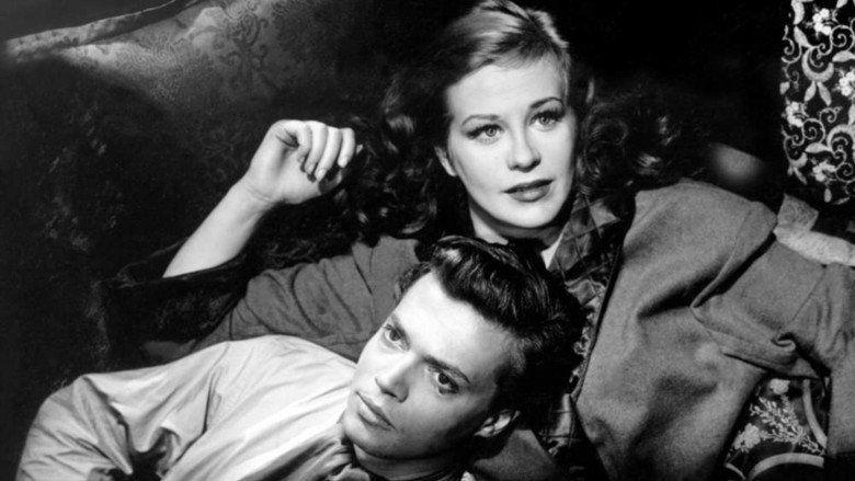 Alraune (1952 film) movie scenes
